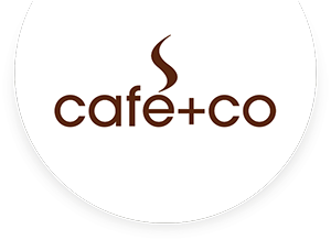 Cafe+Co Serbia Logo